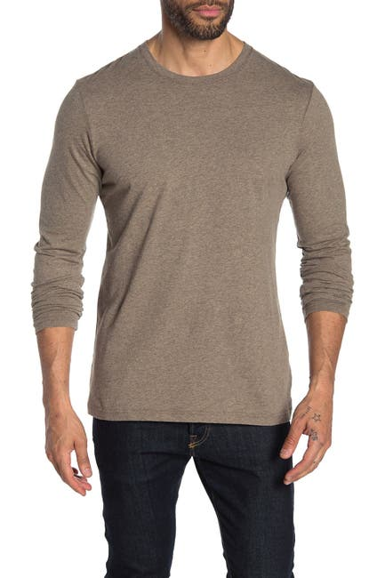 Image of WINGS AND HORNS Ringspun Jersey Long Sleeve T-Shirt