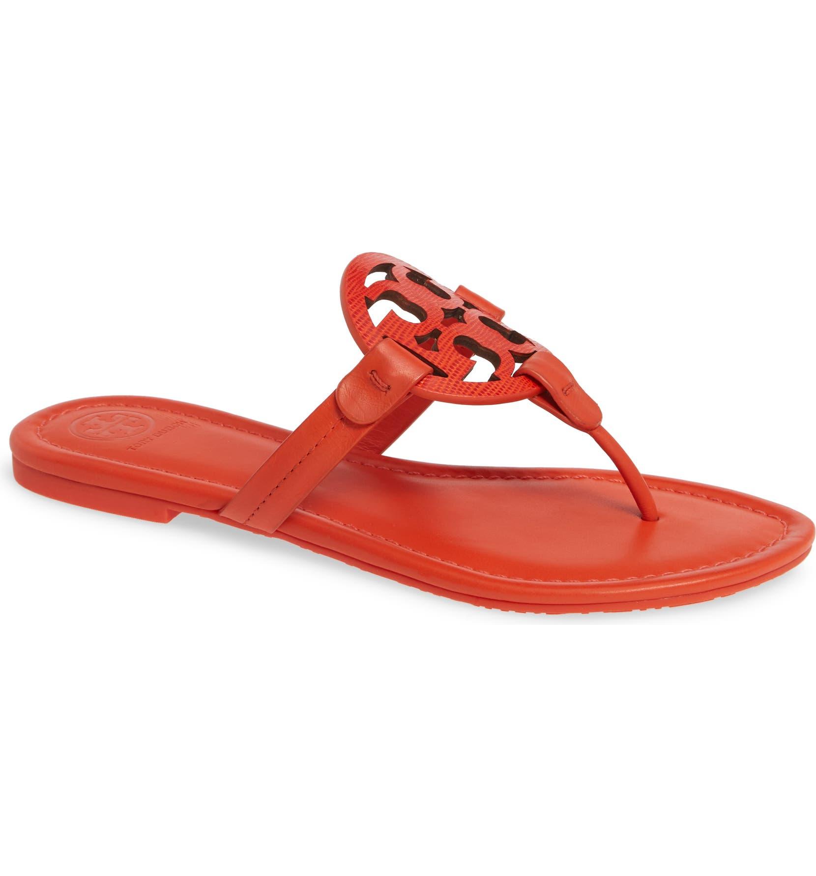 ec3f2c450 Tory Burch Miller Flip Flop (Women) | Nordstrom