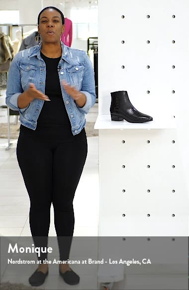 Fuoco Water Resistant Bootie, sales video thumbnail