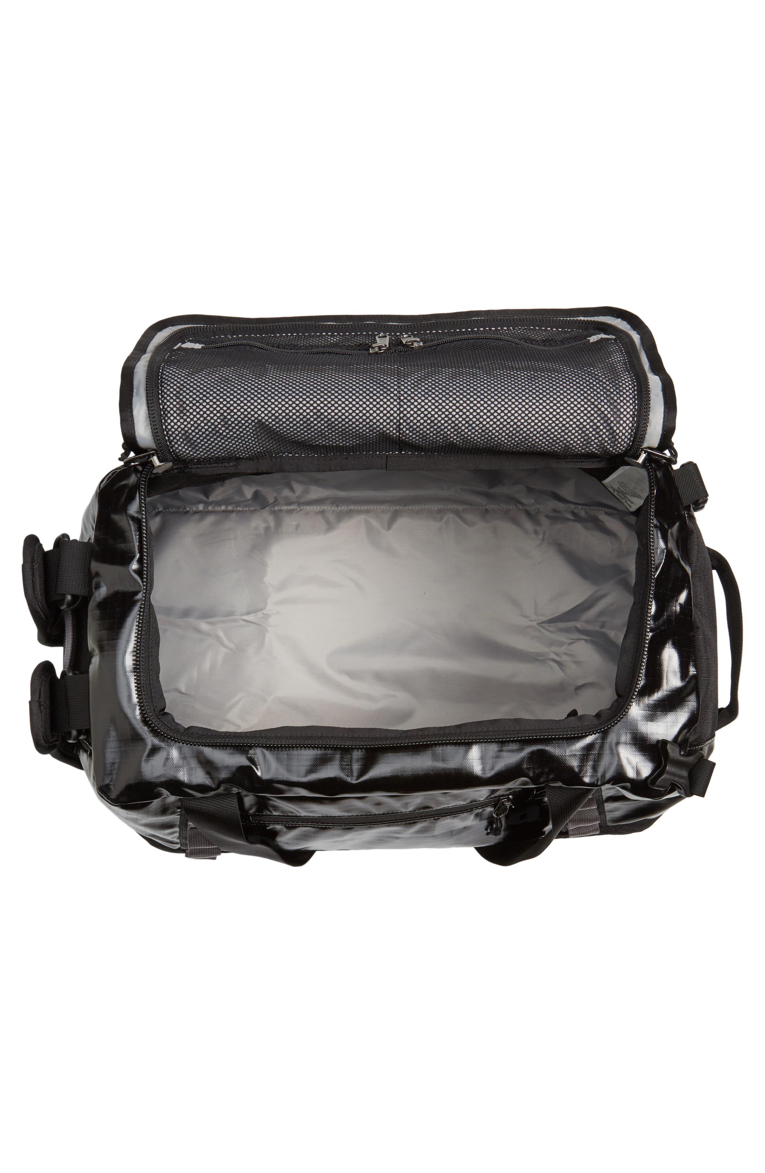 ,                             Black Hole Water Repellent 45-Liter Duffle Bag,                             Alternate thumbnail 30, color,                             001