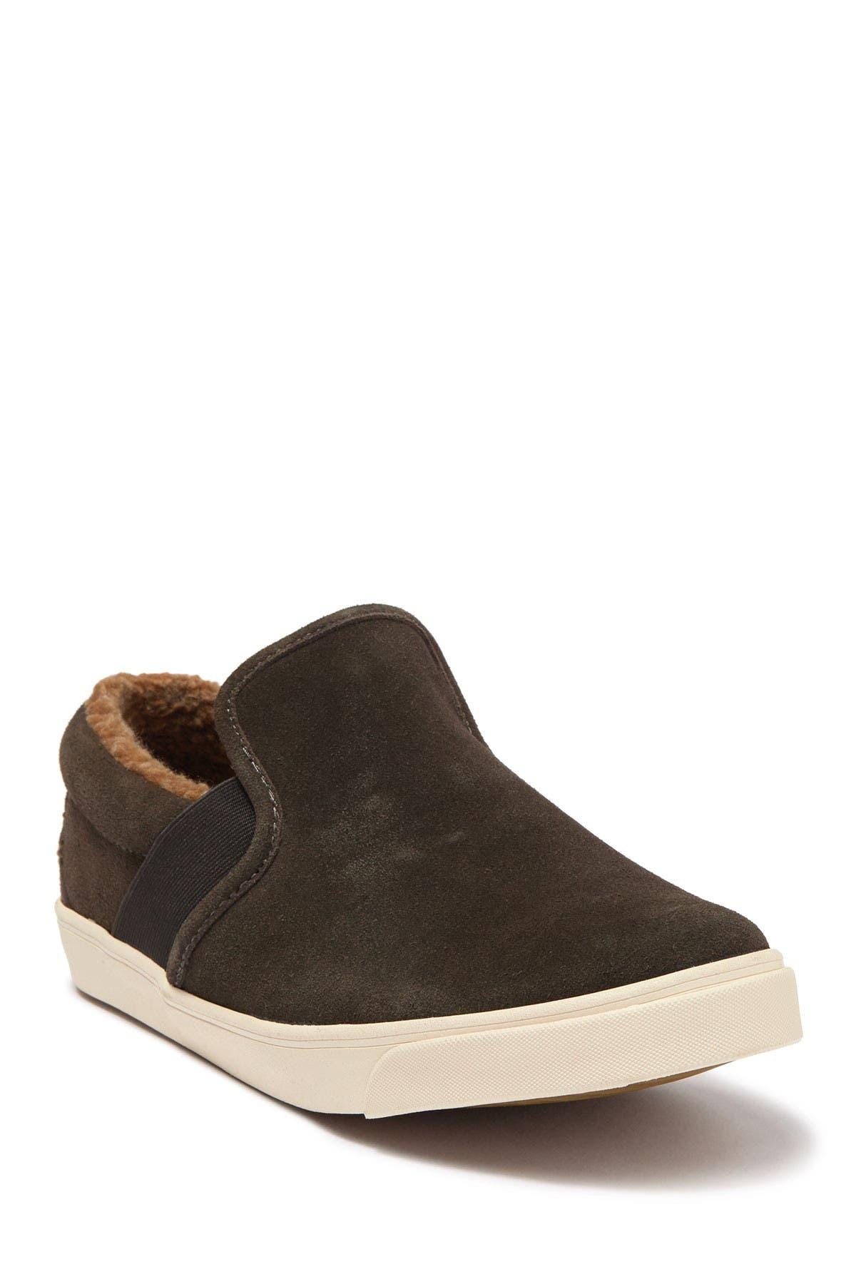 Image of STAHEEKUM Greenwood Faux Fur Lined Slip-On Sneaker