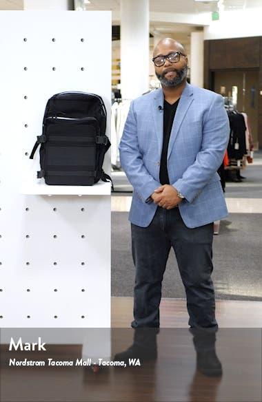 Nylon Camping Backpack, sales video thumbnail