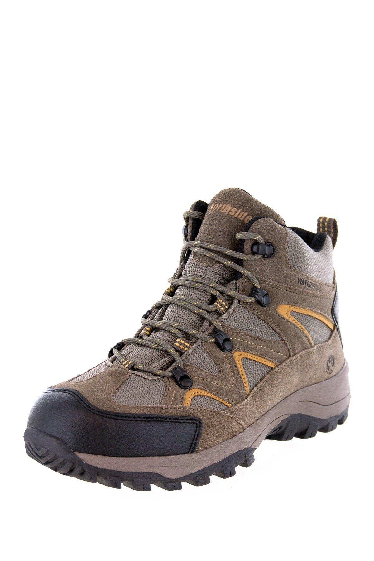 Snohomish Waterproof Suede Hiking Boot