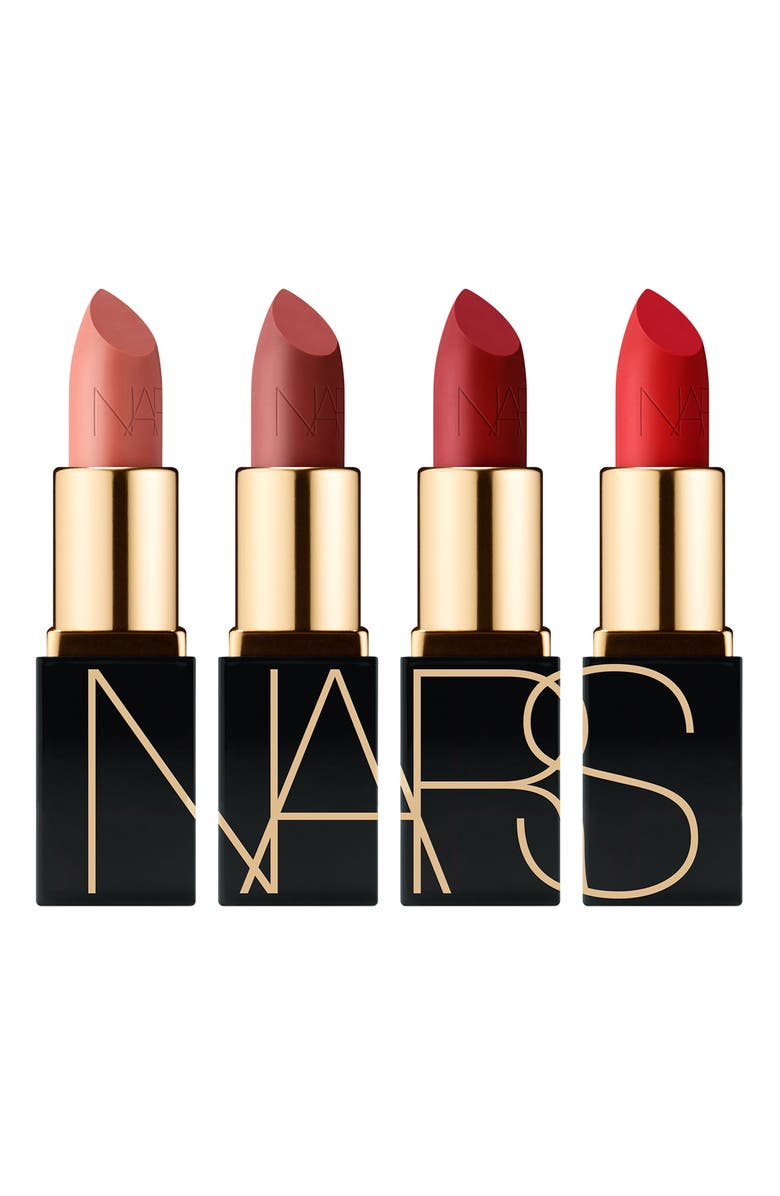 NARS Never Enough Mini Lipstick Set, Main, color, 000