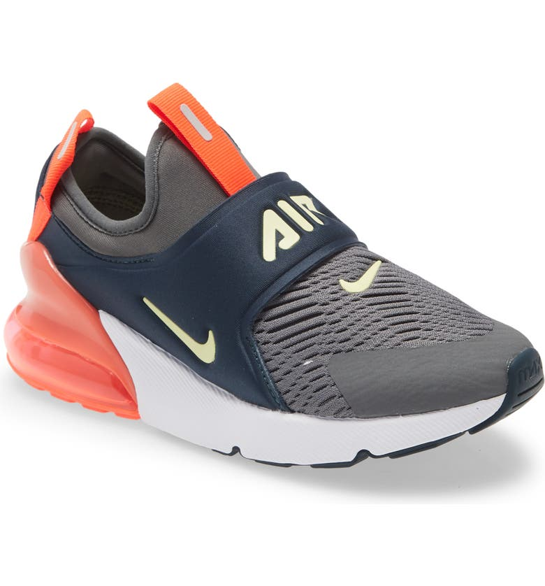 NIKE Air<sup>®</sup> Max Extreme Sneaker, Main, color, IRON GREY/ LIME/ OCEAN