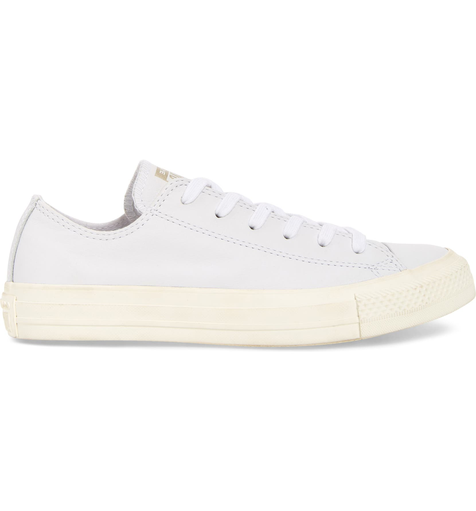 Chuck Taylor® All Star® Luxe Leather Low Top Sneaker