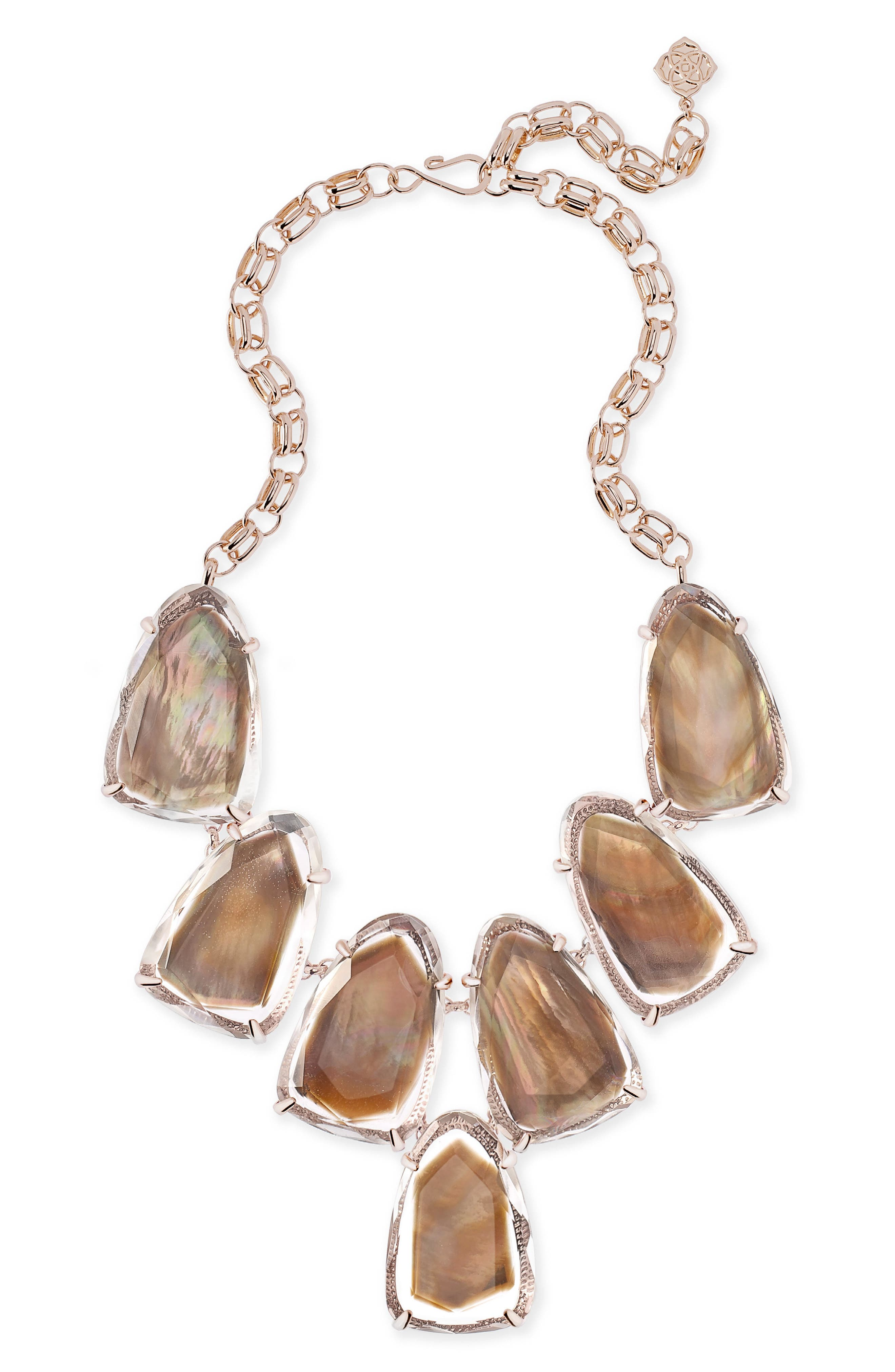 ,                             Harlow Necklace,                             Alternate thumbnail 15, color,                             201