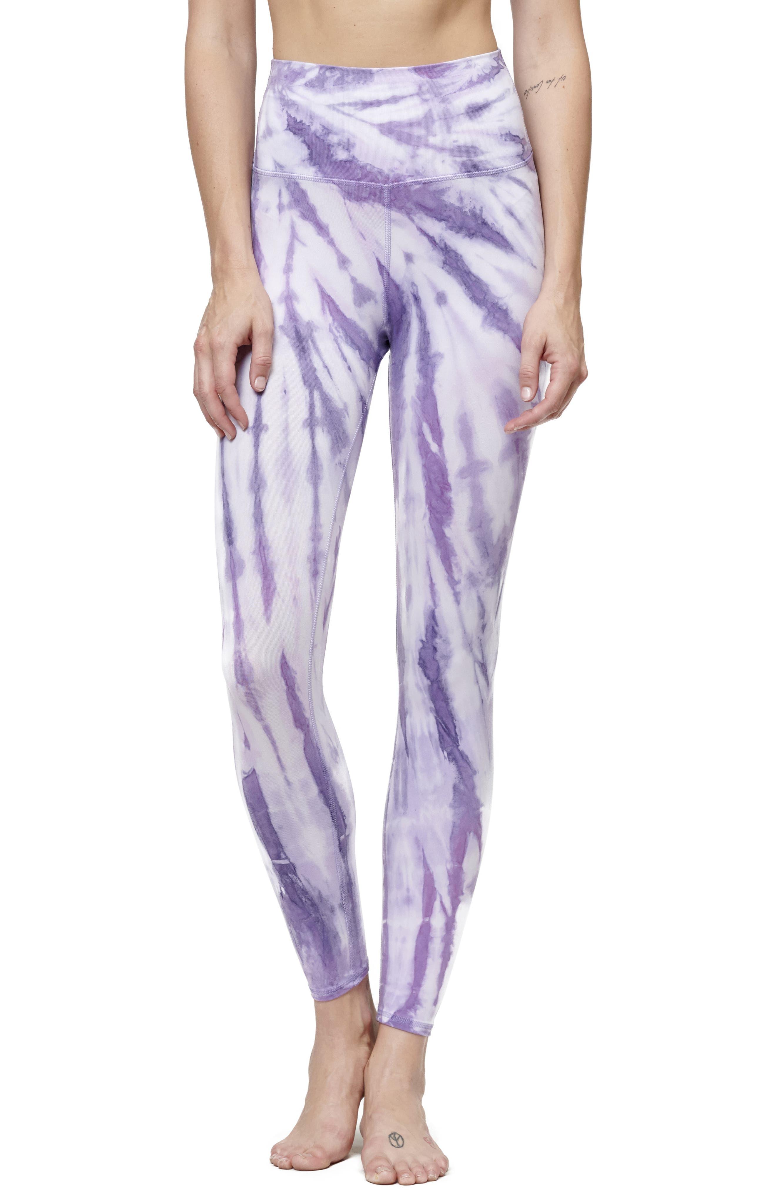 Electric & Rose The Venice Leggings, Purple
