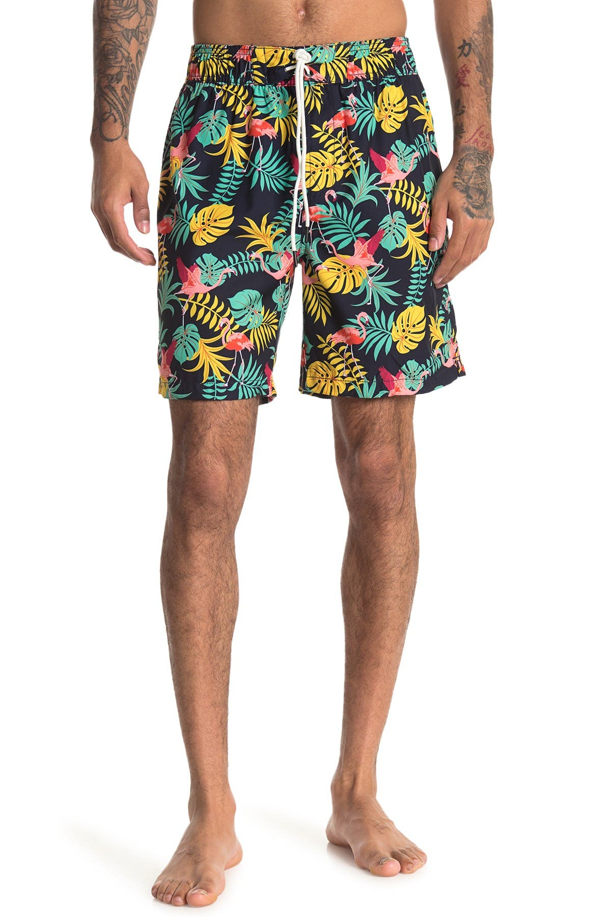 Image of Sovereign Code Cannonball Print Shorts
