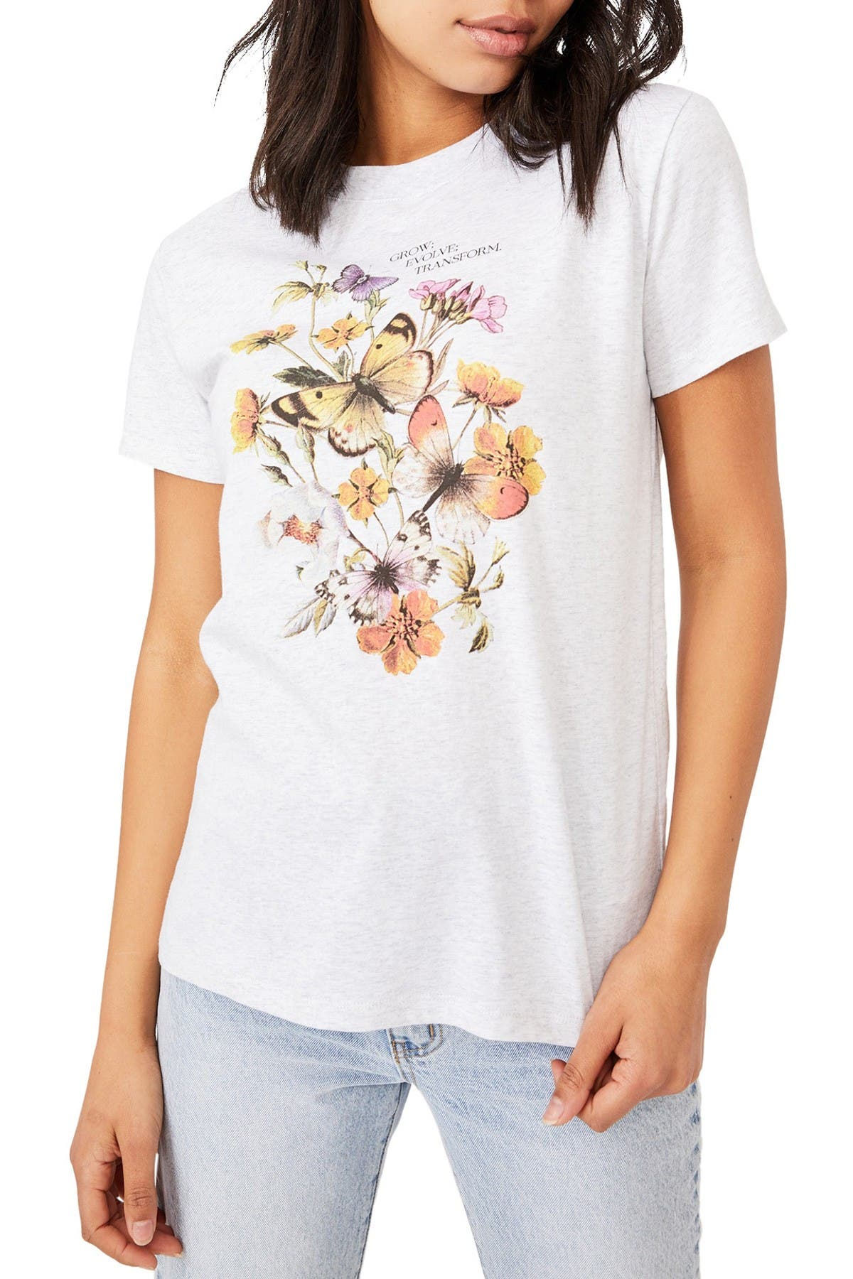 Image of Cotton On Classic Arts T-Shirt
