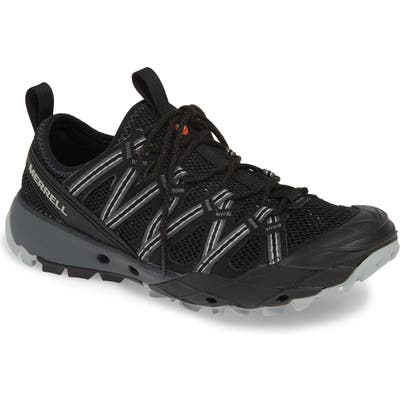 Merrell Choprock Hiking Shoe, Black