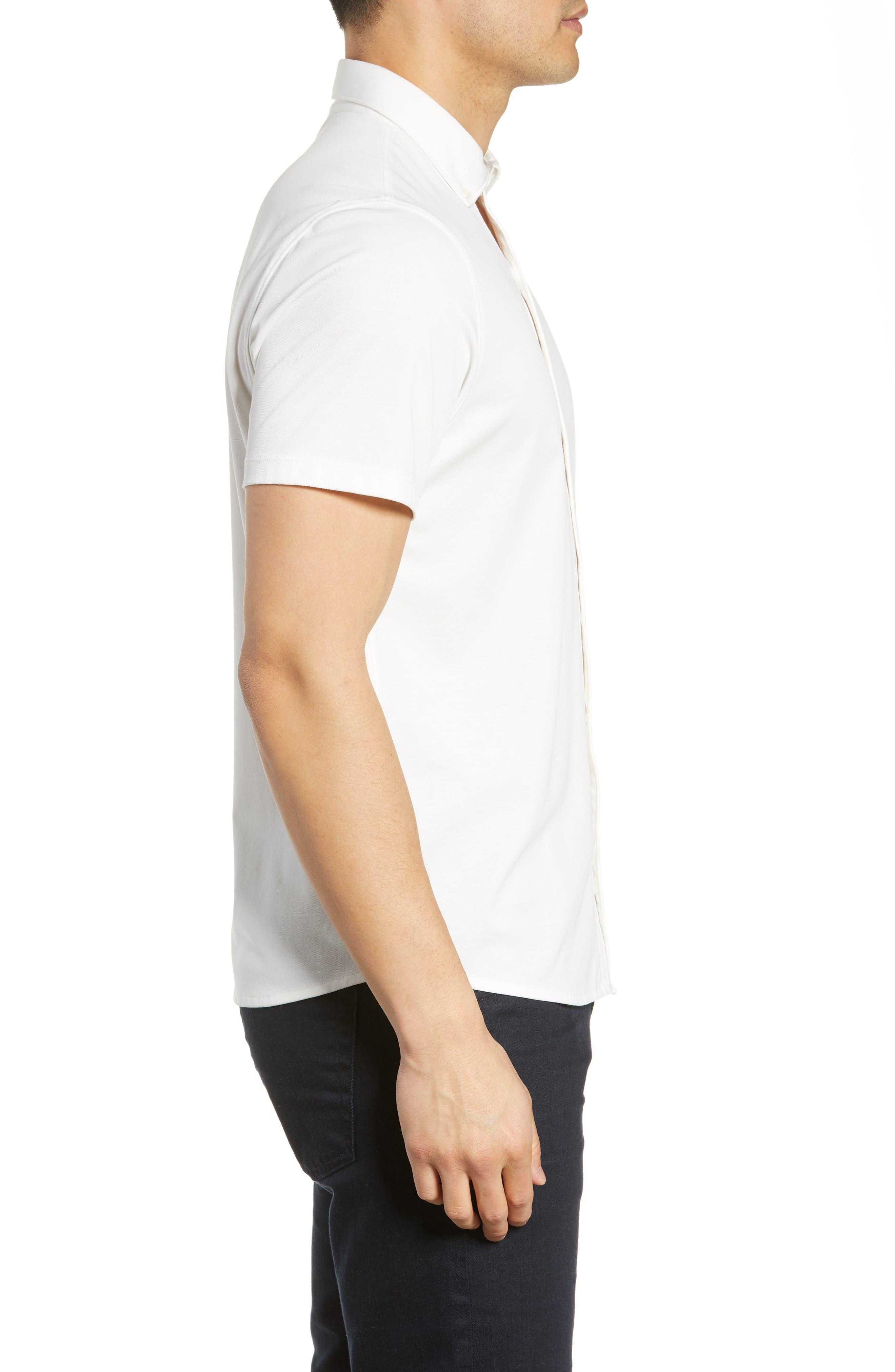 ,                             Caruth Regular Fit Short Sleeve Sport Shirt,                             Alternate thumbnail 15, color,                             100