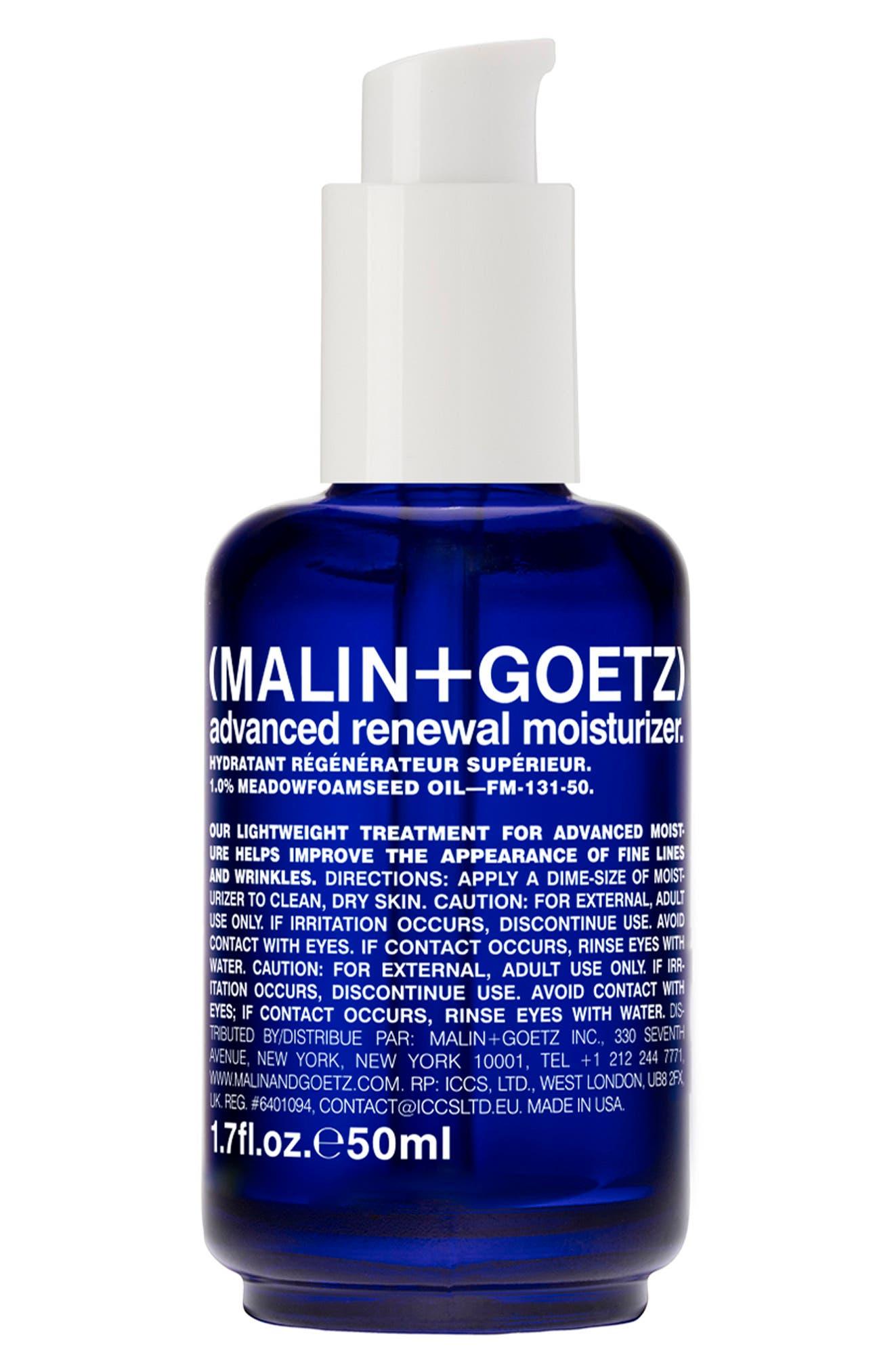 Malin+Goetz Advanced Renewal Moisturizer