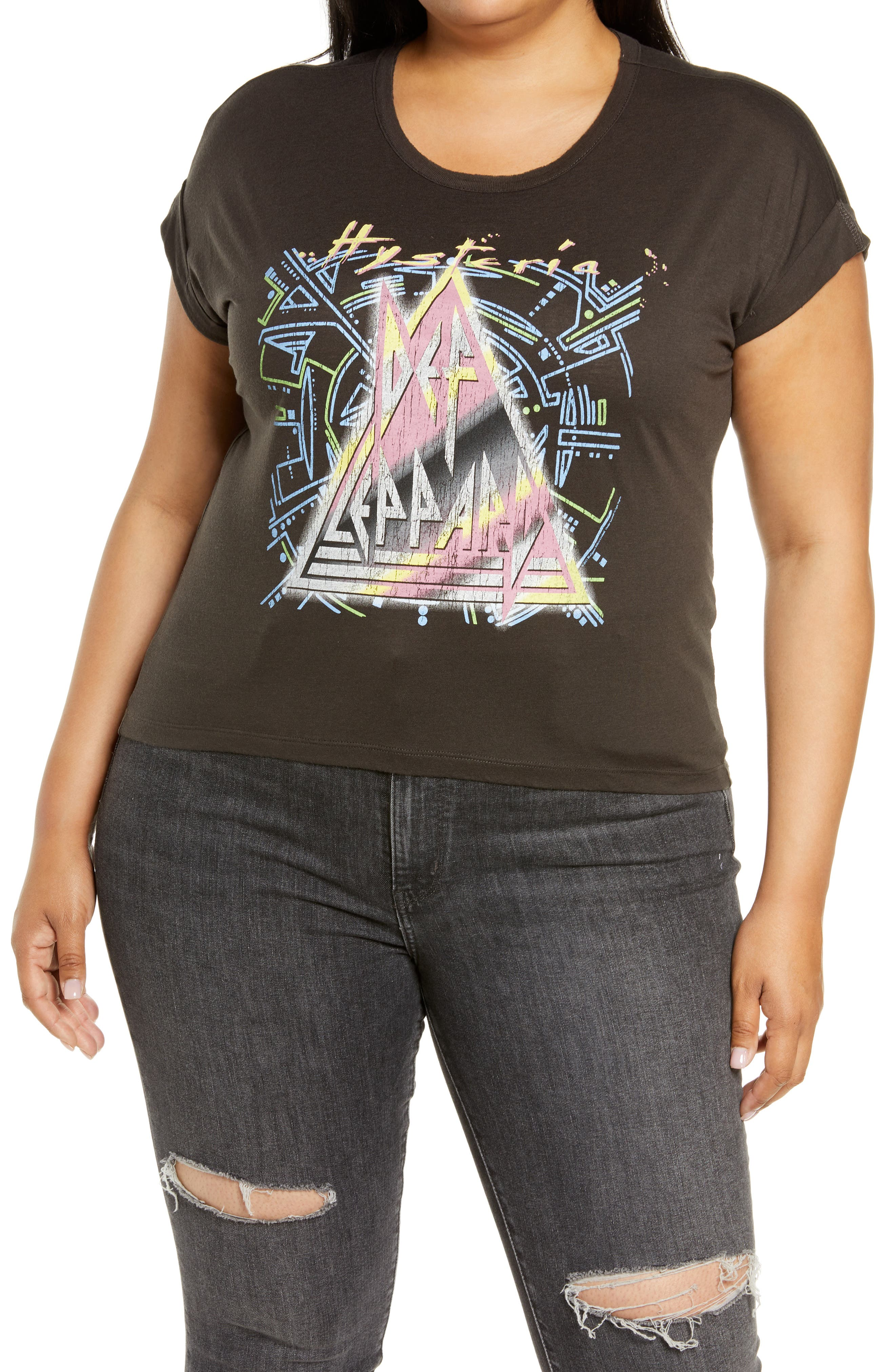 Def Leppard Tour Graphic Tee