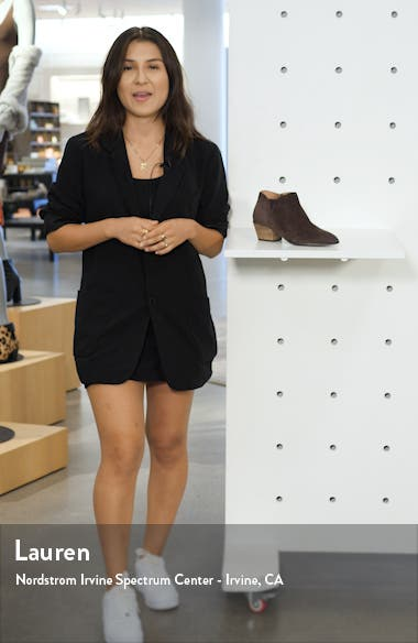 Nora Bootie, sales video thumbnail