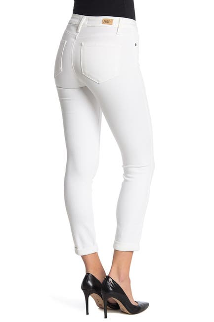 Image of PAIGE Assorted Crop Skinny Jeans
