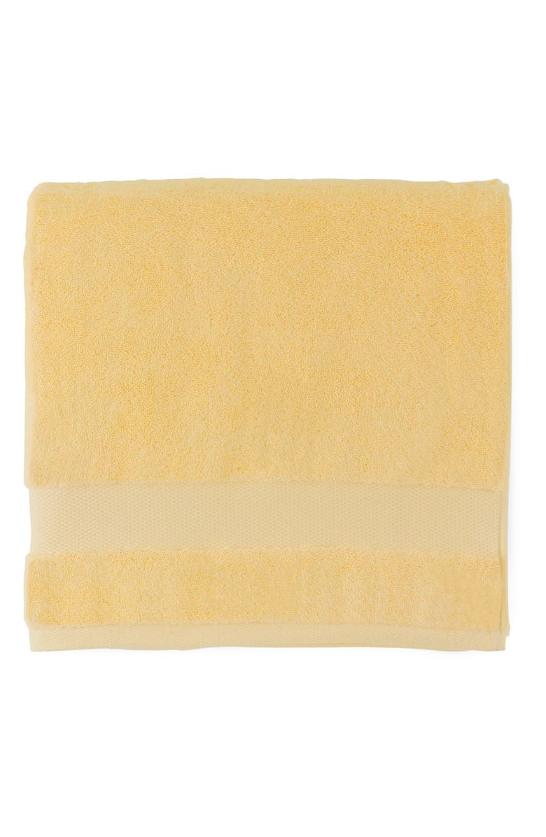 SFERRA Bello Hand Towel, Main, color, CORN