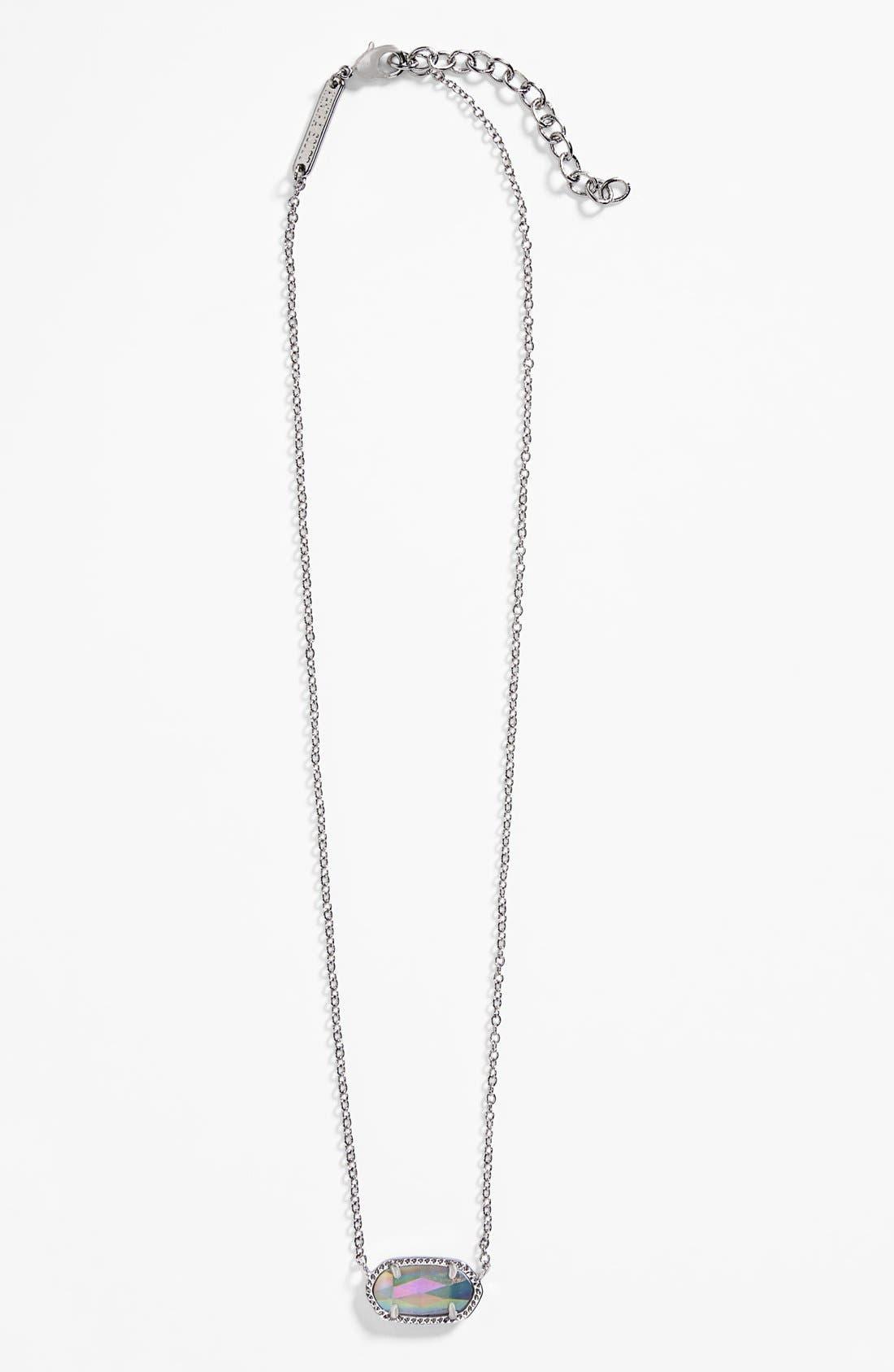 ,                             Elisa Pendant Necklace,                             Alternate thumbnail 23, color,                             022