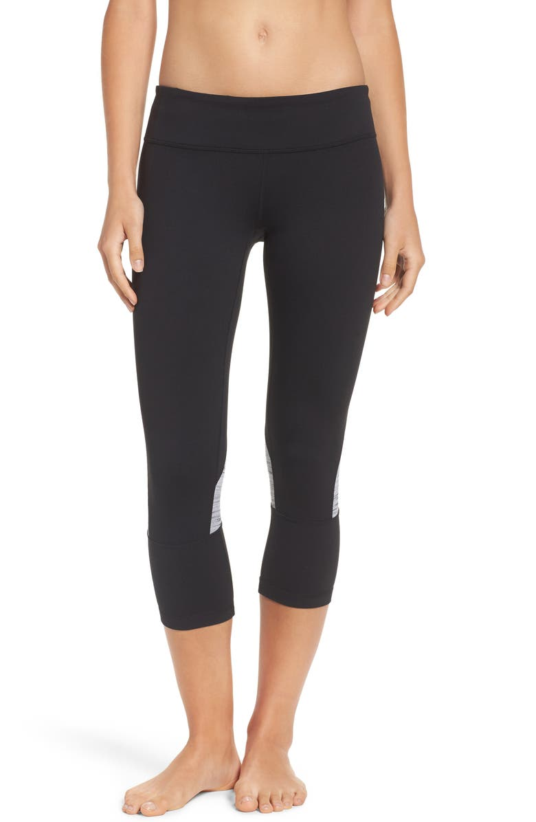ZELLA Constellation Kinetic Crop Leggings, Main, color, 001