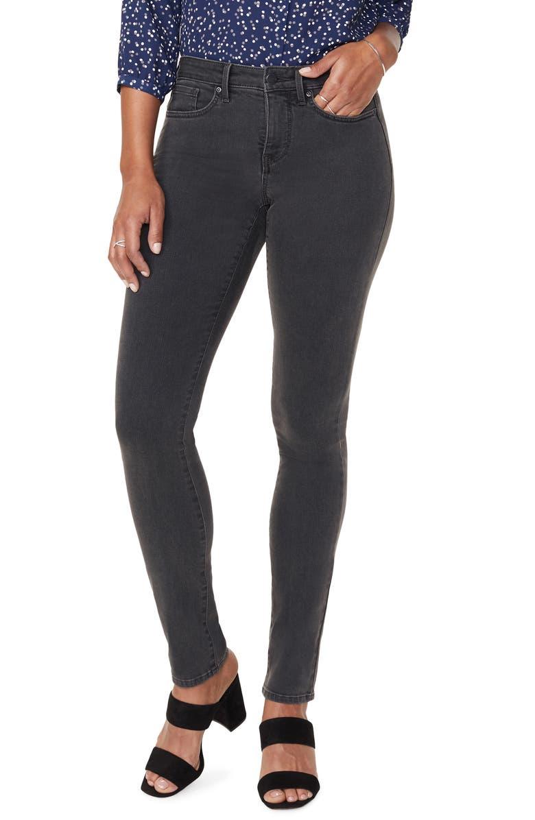 NYDJ Alina Stretch Skinny Jeans, Main, color, FOLSOM