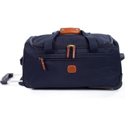 Brics X-Bag 21-Inch Rolling Carry-On Duffle Bag -