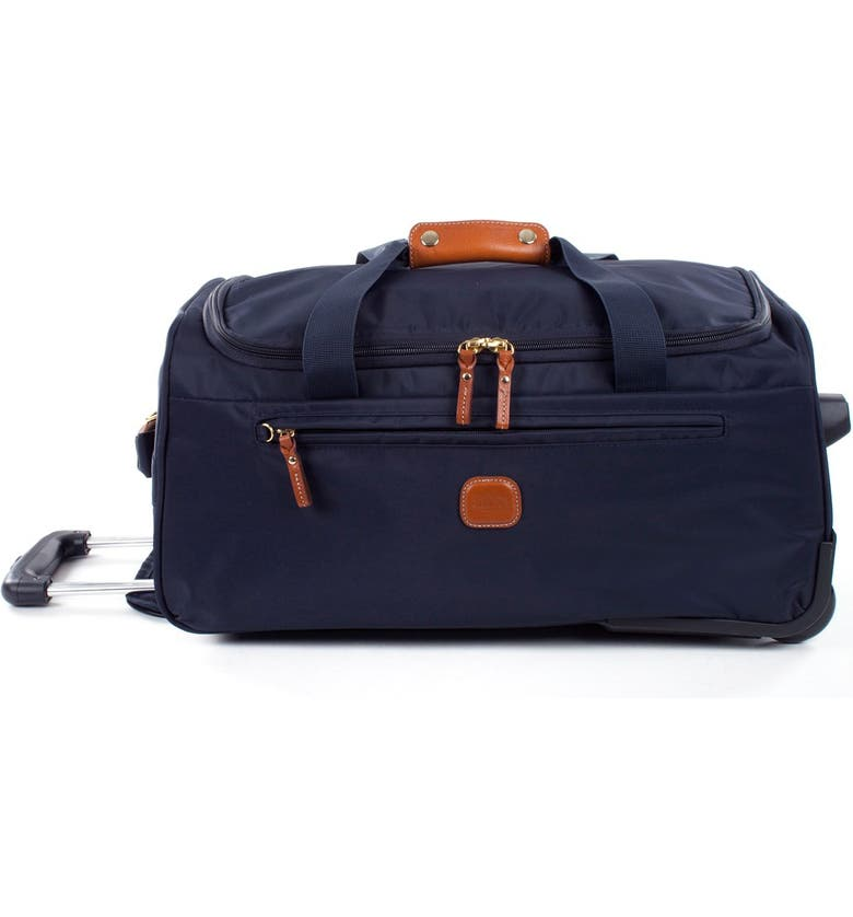 Brics X Bag 21 Inch Rolling Carry On Duffle Bag