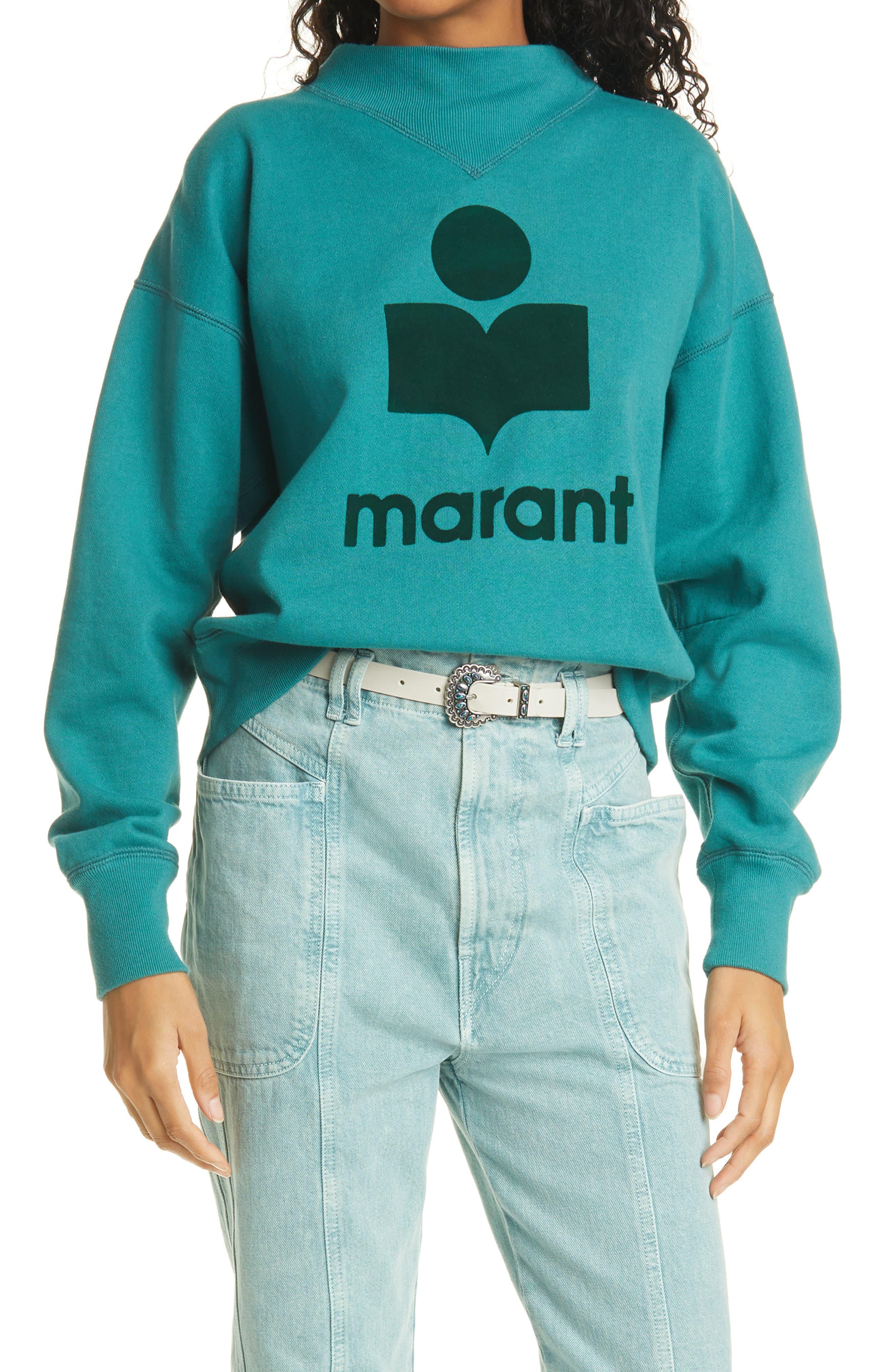 Women's Isabel Marant Graphic Sweatshirt