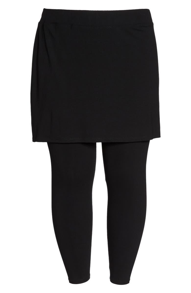 c9b5c4e9d5bd2 Eileen Fisher Skirted Leggings (Plus Size) | Nordstrom