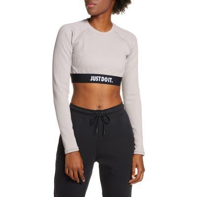 Nike Sportswear Jdi Rib Crop Top