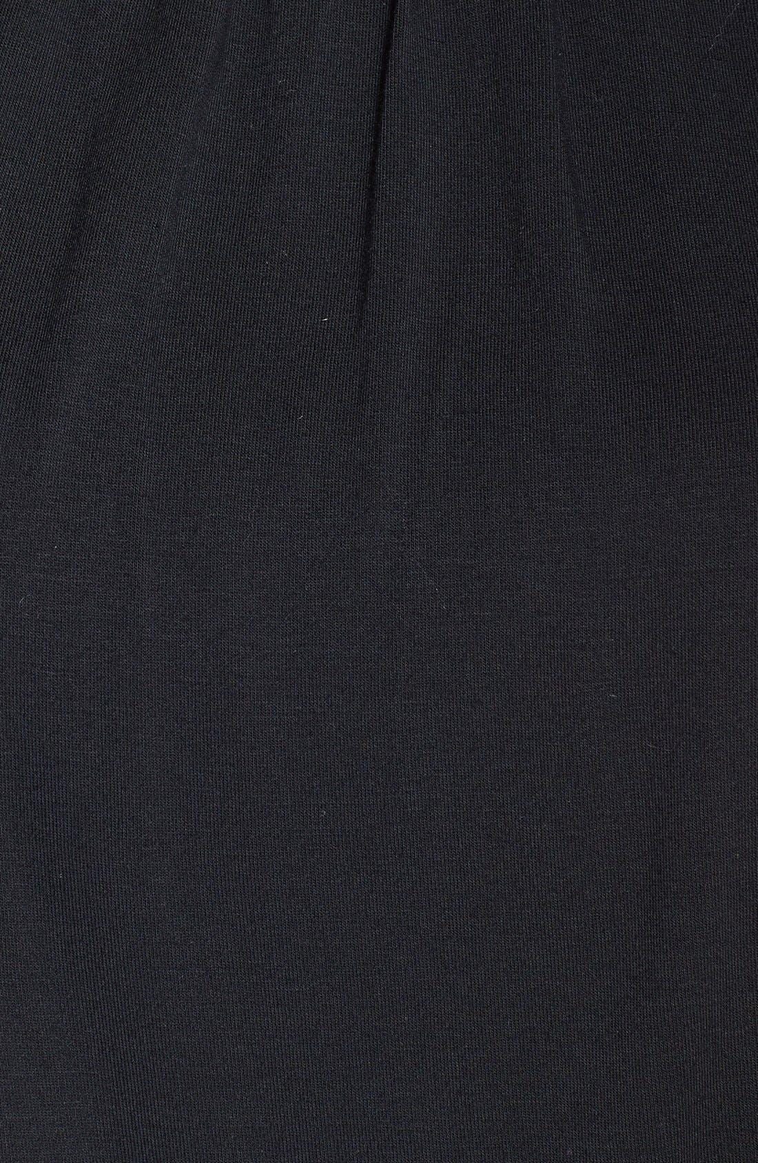 ,                             'Vienna' Blouson Maxi Dress,                             Alternate thumbnail 5, color,                             001