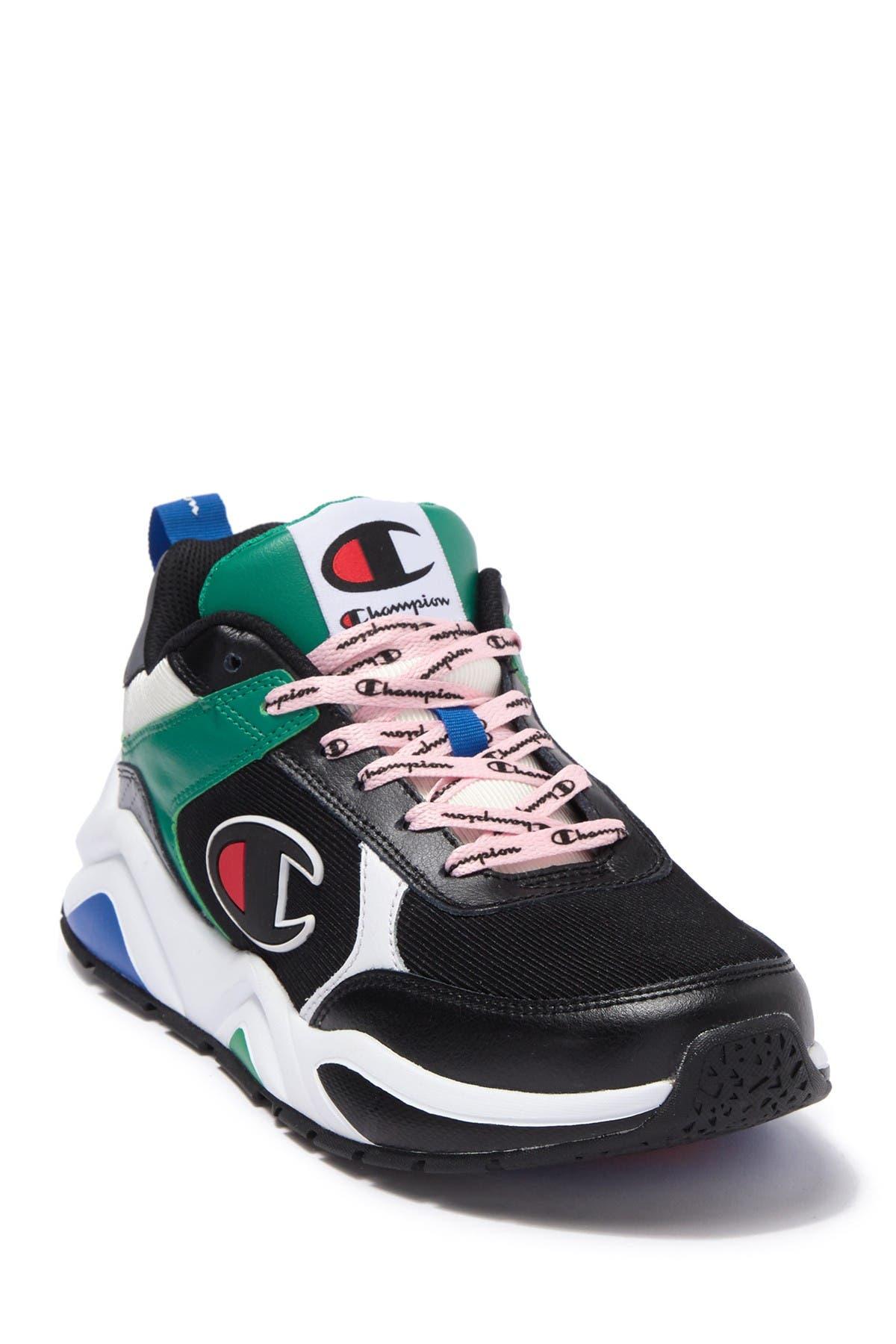 93Eighteen Colorblock Sneaker