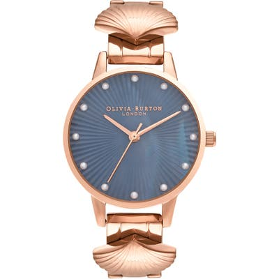 Olivia Burton Mermaid Bracelet Watch, 30Mm