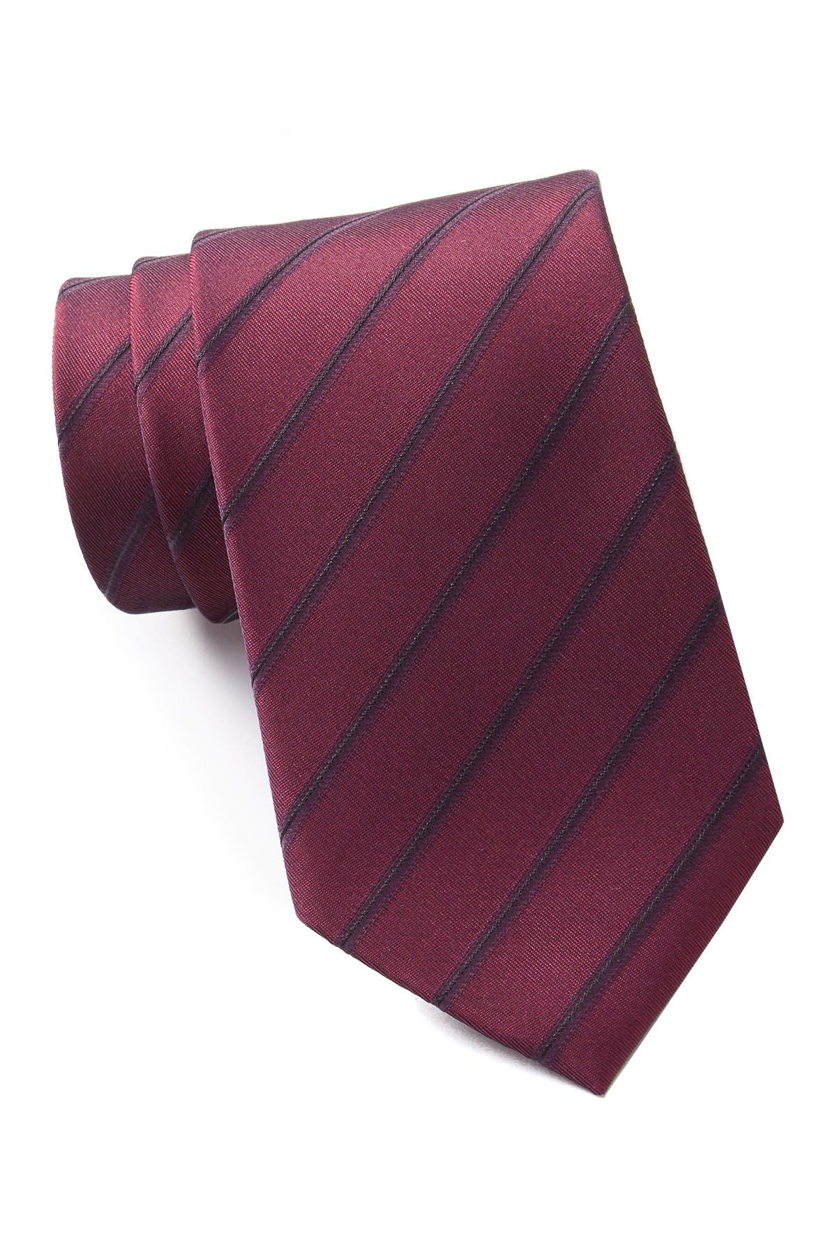 Image of Kenneth Cole Reaction Iridescent Simple Silk Blend Tie
