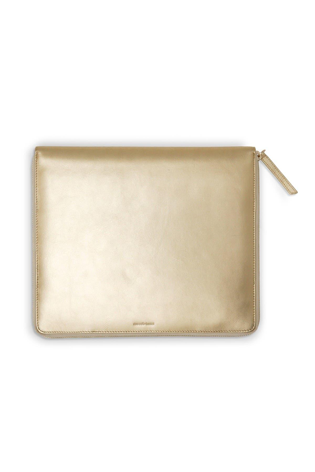 Image of GARTNER STUDIOS RH Tablet Folio - Gold