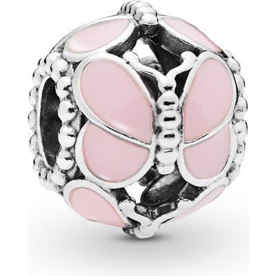 Pandora Pink Butterflies Charm