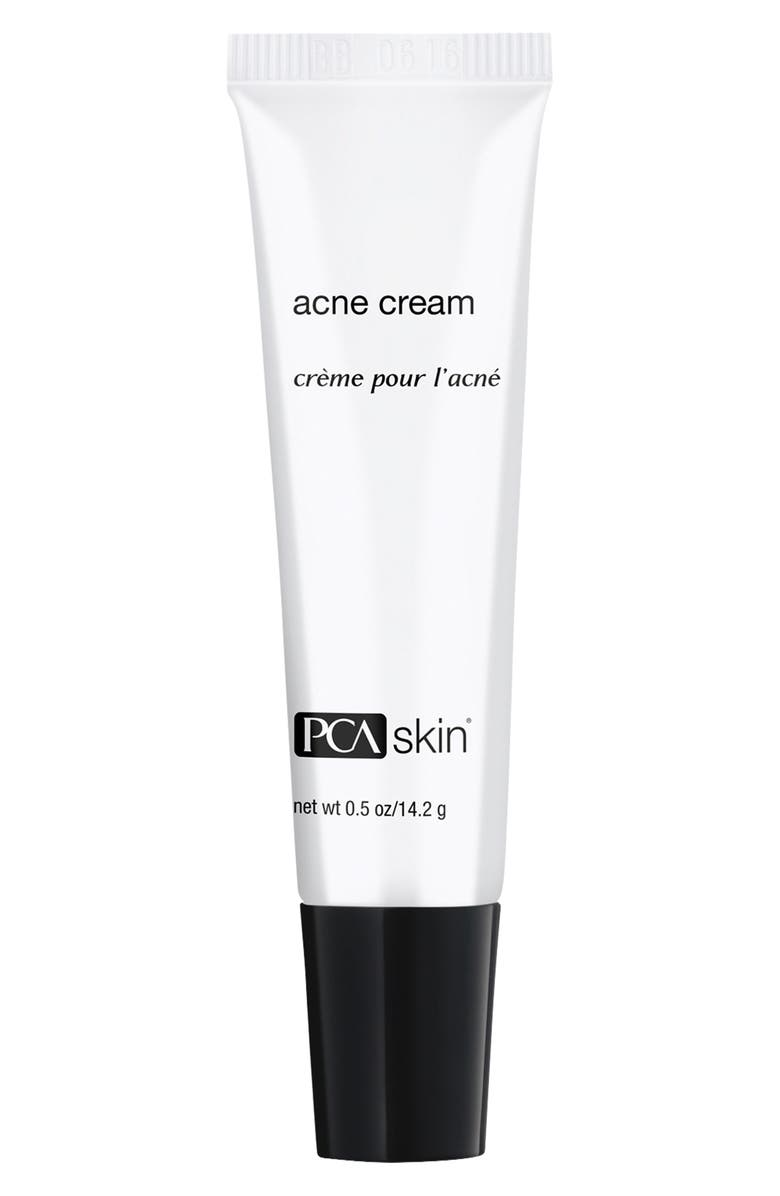 PCA SKIN Acne Cream Spot Treatment, Main, color, NO COLOR