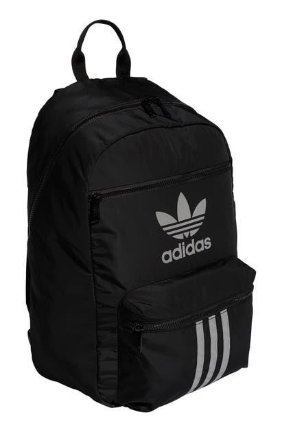 Adidas Originals ORIGINALS REFLECTIVE 3-STRIPES BACKPACK
