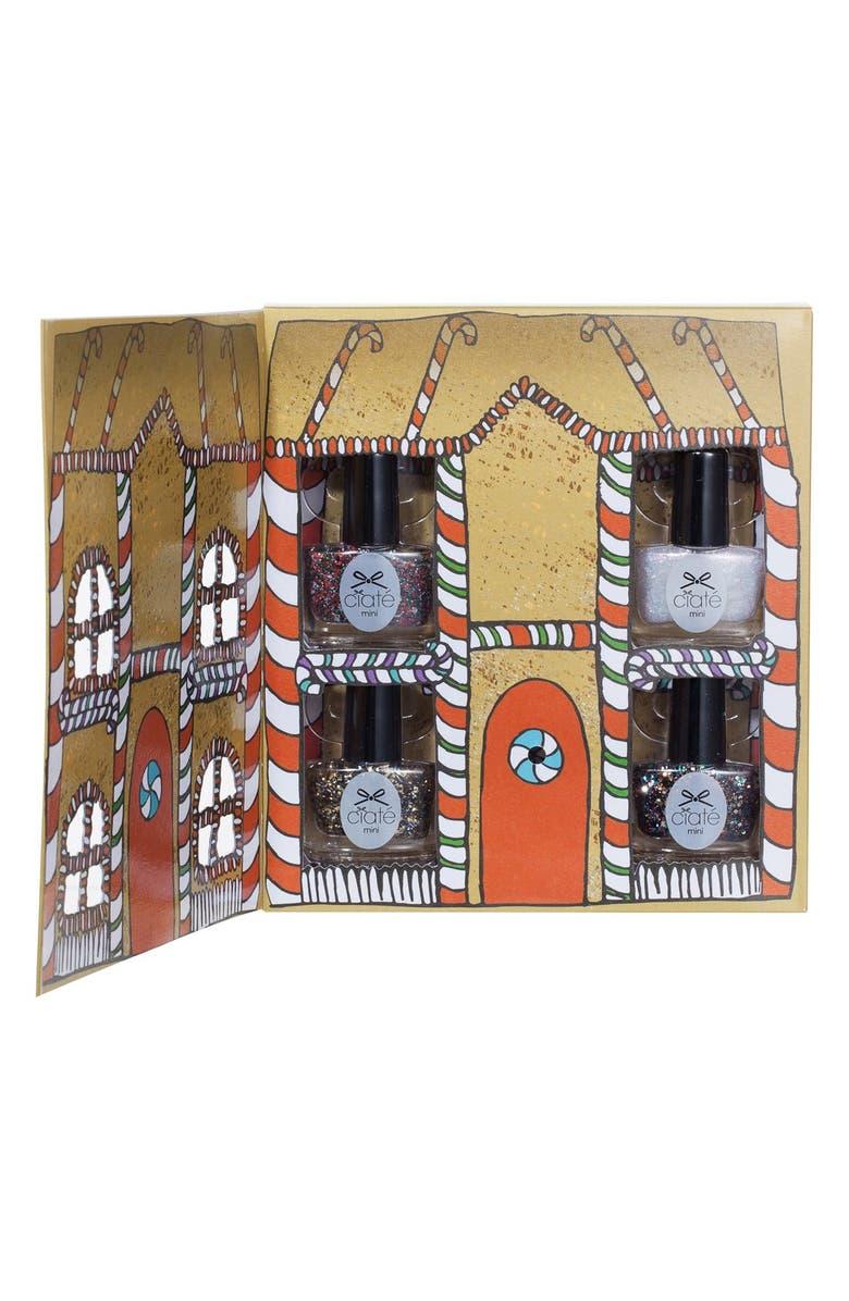 CIATÉ 'Candy Cane House' Set, Main, color, 000