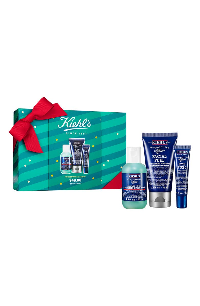 KIEHL'S SINCE 1851 Facial Fuel Favorites Set, Main, color, NO COLOR