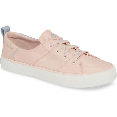 Sperry Crest Vibe Bionic Yarn Sneaker, Pink