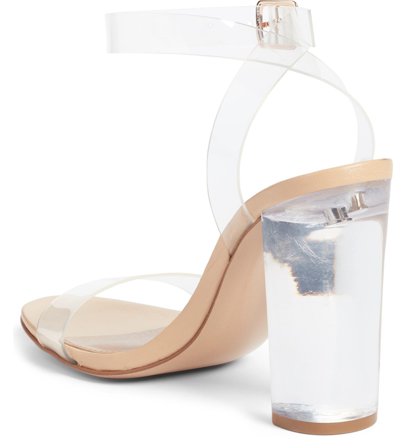 2df93dc9da3 Camille Clear Sandal