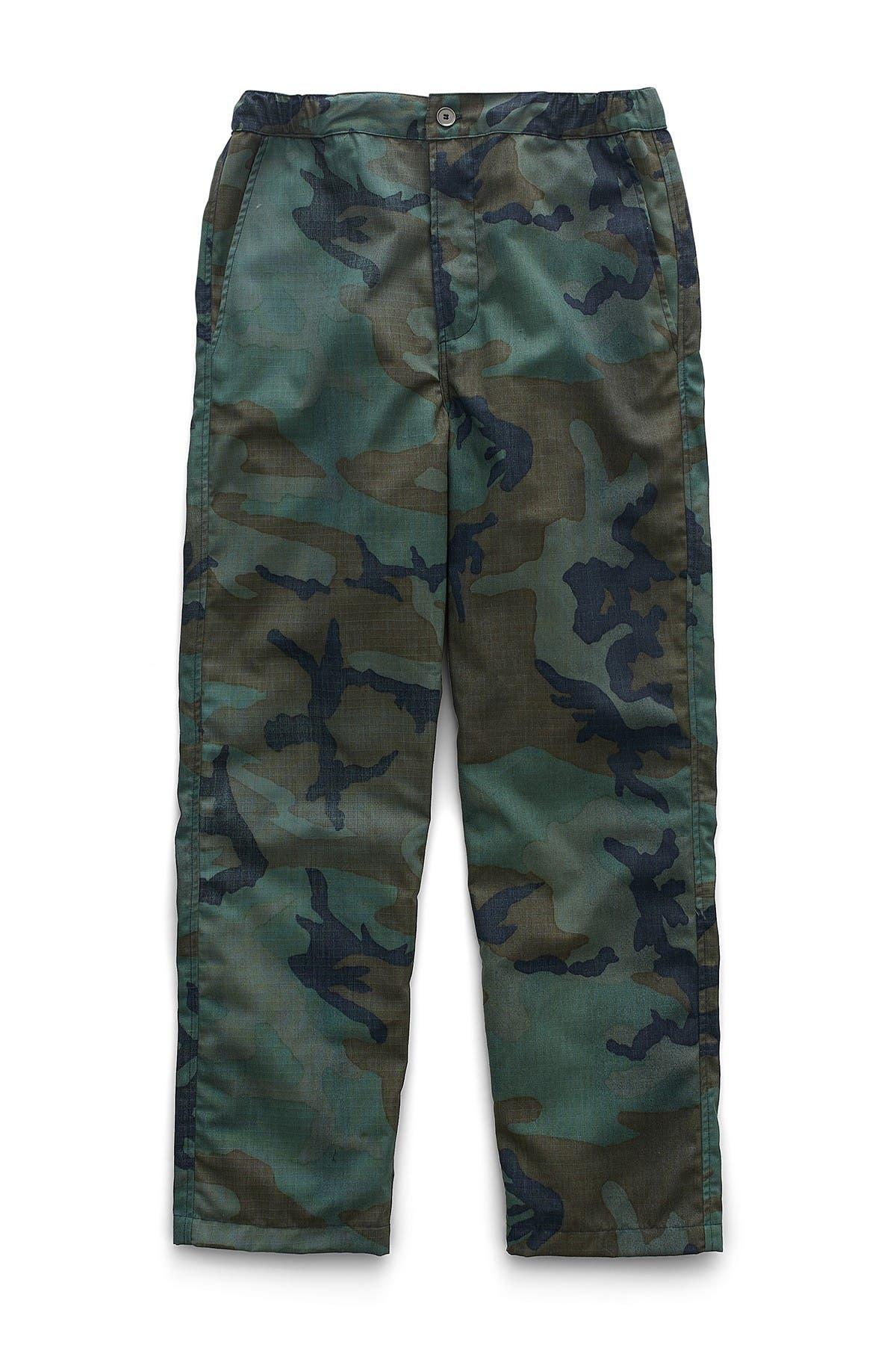Image of BALDWIN Rogue Camo Print Pants