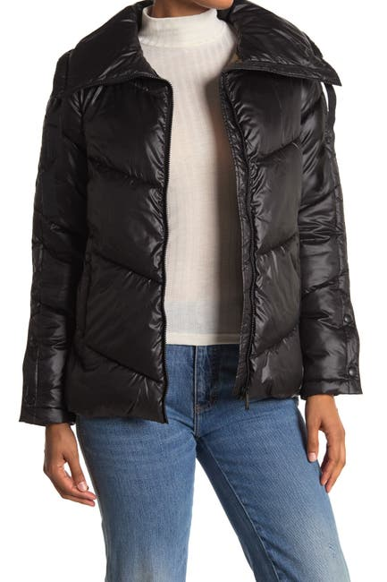 Image of Sam Edelman Quilted Puffer Jacket