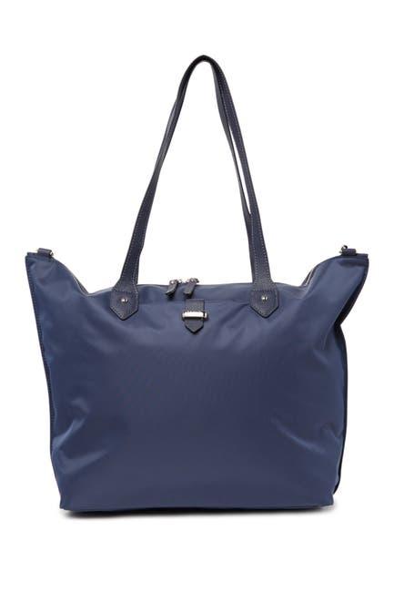 Image of Lipault Nylon Travel Tote Bag