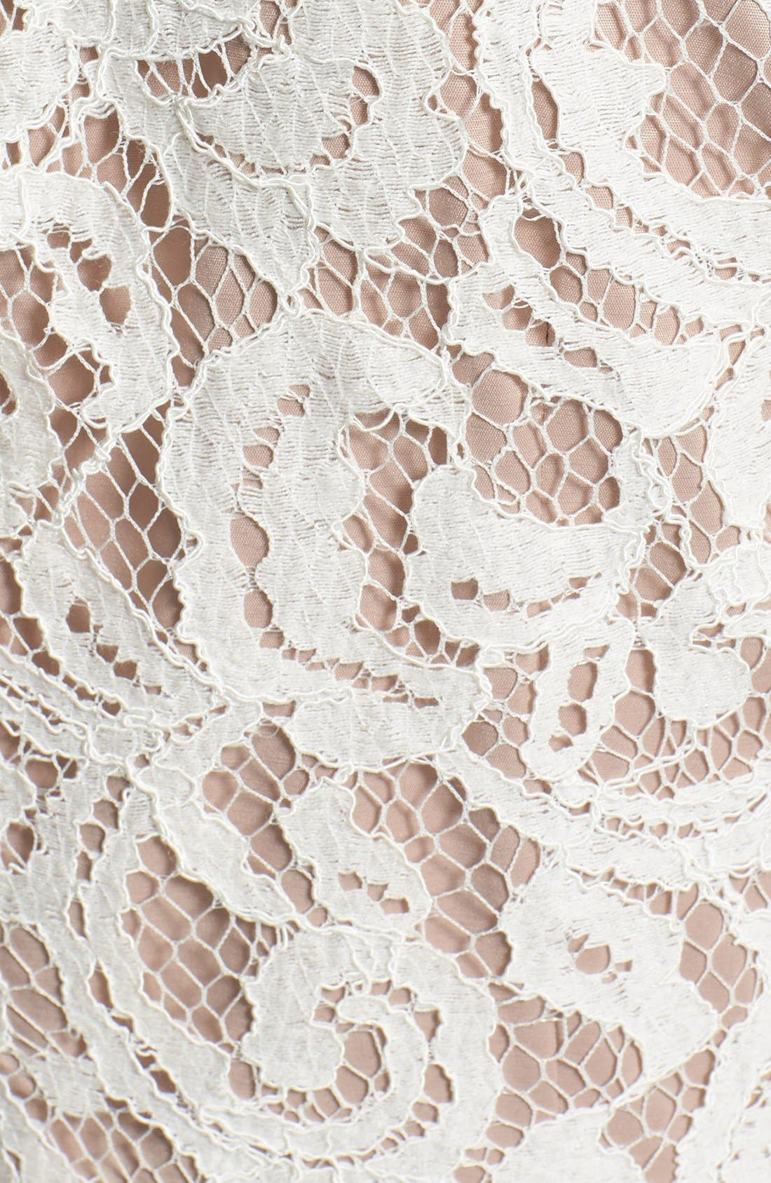 ,                             Scalloped Lace Dress,                             Alternate thumbnail 36, color,                             900