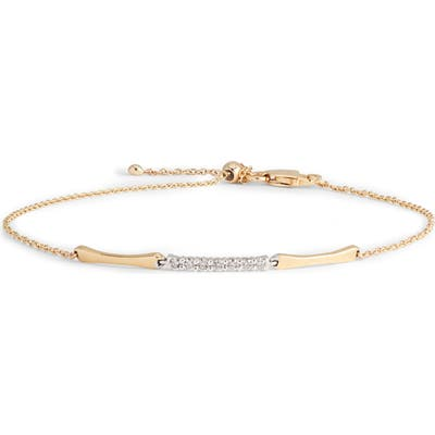 Bony Levy 3-Station Bracelet With Diamonds (Nordstrom Exclusive)