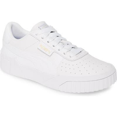 Puma Cali Sneaker, White