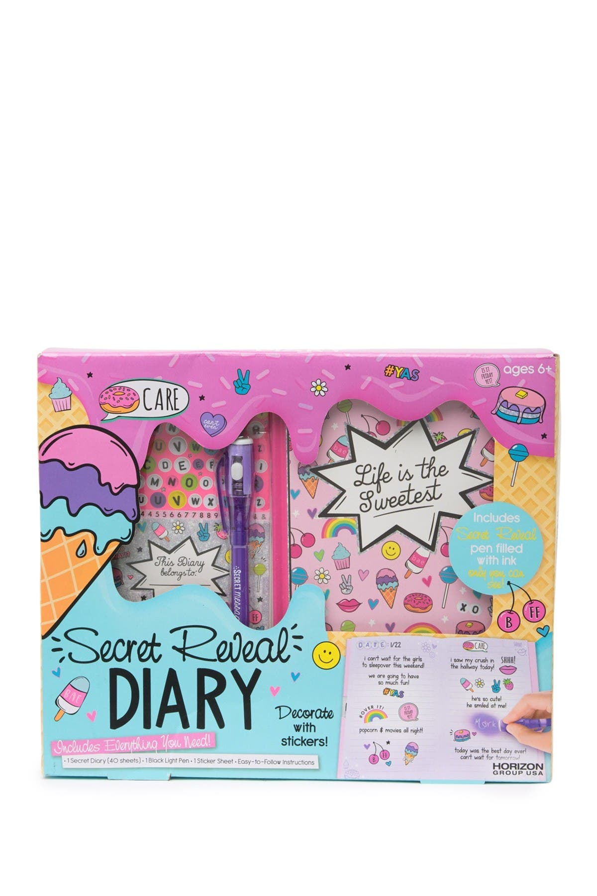 Image of Make It Mine Secret Diary Assortment Set