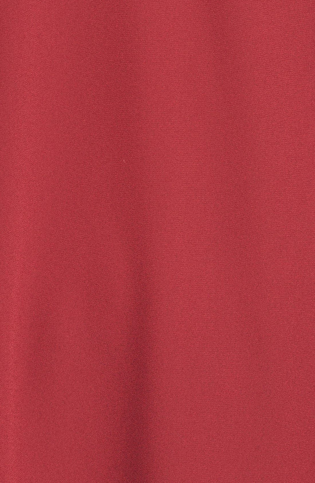 ,                             Perfect Roll Tab Sleeve Tunic,                             Alternate thumbnail 438, color,                             932