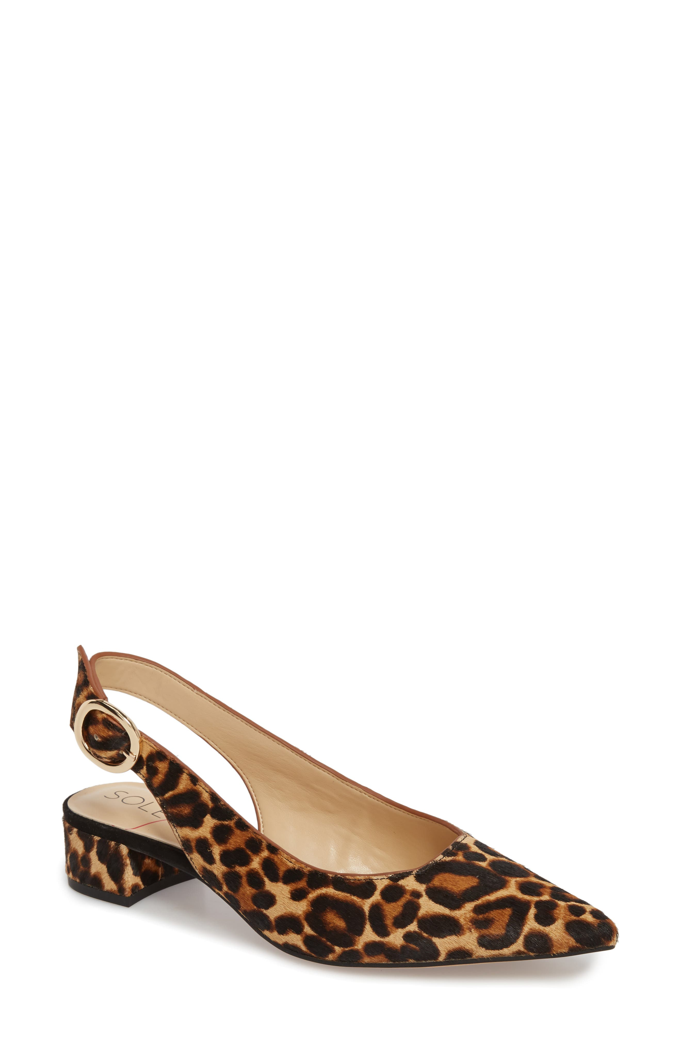 Image of Sole Society Mariol Slingback Pump